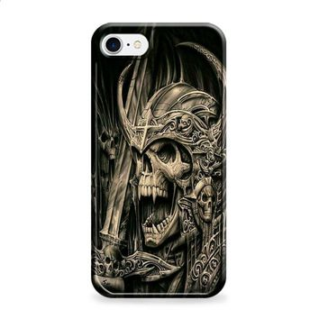 death skull gold iPhone 6 | iPhone 6S case