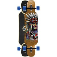 Arbor Catalyst Longboard One Color,