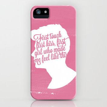 Zayn Malik Silhouette  iPhone Case by Holly Ent | Society6