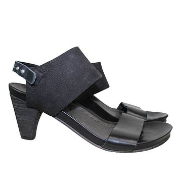 Leather Strapped Sandal