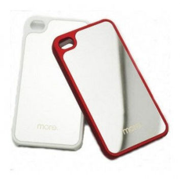 Mirror iPhone Case - iPhone Case with a mirror on the back