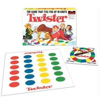 Classic Twister Game by Winning Moves