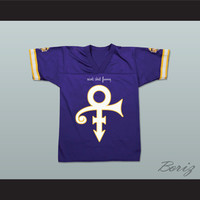 J. Cole Prince Tribute Minnesota Football Jersey with Patches