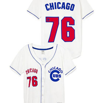 Chicago Cubs Game Day Jersey - PINK - Victoria's Secret