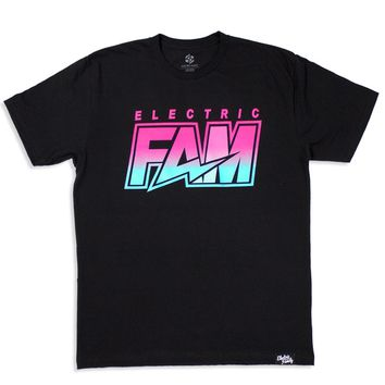 Fam T-Shirt | Electric Family Clothing
