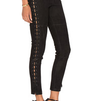 LPA Pants 57 in Black | REVOLVE