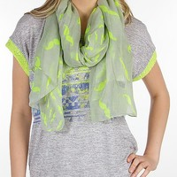 Mustache Scarf - Women's Accessories | Buckle