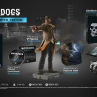 Watch Dogs Limited Edition:Amazon:Video Games