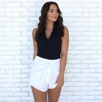 Resort Shorts in White