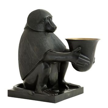 Bronze Table Lamp | Eichholtz Monkey