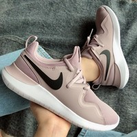 Nike Tessen Breathable sports casual running shoes
