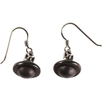 Vivienne Westwood 'Lakshmi Orb' earrings