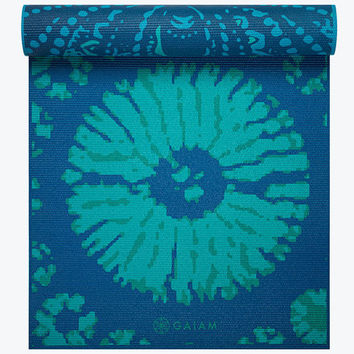 Reflection Reversible Yoga Mat (5mm) - Gaiam