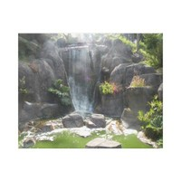 Amazing Canvas. Waterfall, Golden Gate Park Stretched Canvas Prints