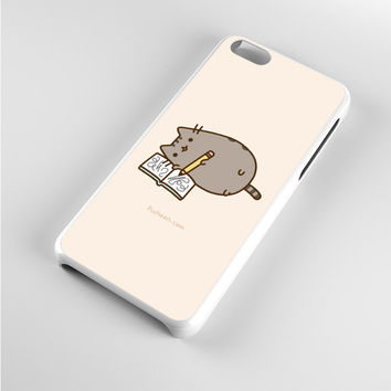 i'm Pusheen The Cat Writting iPhone 5c Case