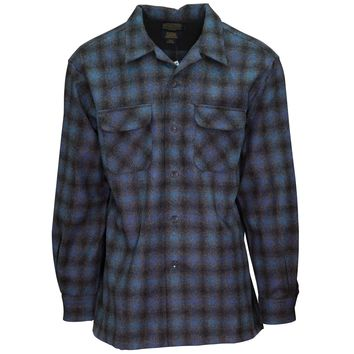 Board Shirt Blue/Black Ombre