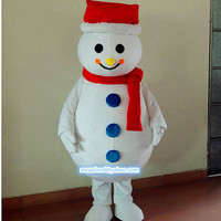Snowman Mascot Costume,Cosplay Costumes,Costumes for Adults,Clothing,Party Costumes,Halloween Costumes,Cos Shows,Christmas Costumes,Cosplay