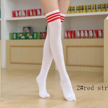 Just that cool, High Leg Over the Knee Stocking Socks