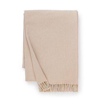 Celine Taupe Throw by Sferra