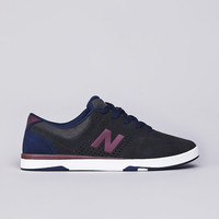 Flatspot - New Balance Numeric Stratford 479 Magnet Grey / Wine Red