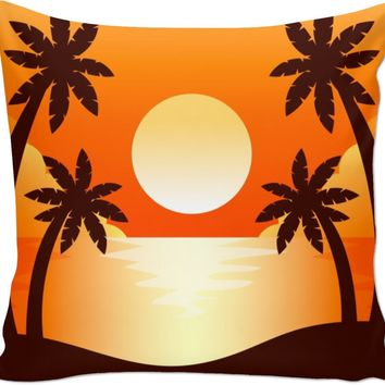 ROCP Sunset Couch Pillow