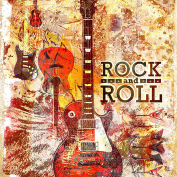 Rock and Roll Art