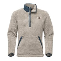Men's Campshire Sherpa Fleece Pullover in Granite Bluff Tan by The North Face - FINAL SALE