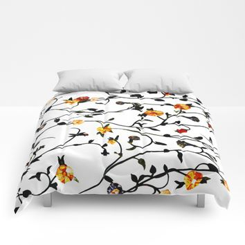 Elysian #society6 #decor #buyart Comforters by 83 Oranges™