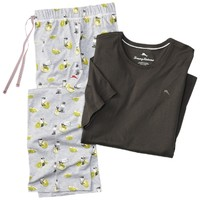 Slice of Life Pajama Set