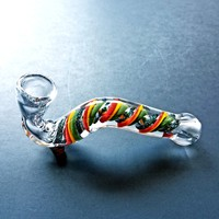 Holiday Rasta Sherlock Pipe