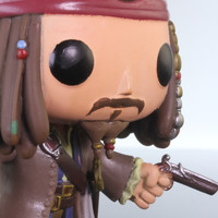 Funko Pop Disney, Pirates of the Caribbean, Jack Sparrow #48