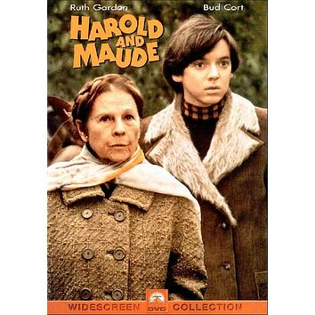 Harold and Maude 14x36 Movie Poster (1971)