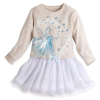 Elsa Knit Dress for Girls | Disney Store