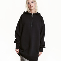 Oversized Hooded Top - from H&M