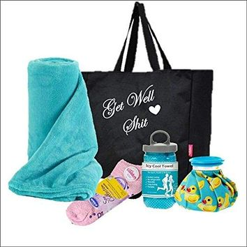 Get Well Gift Basket for Women - Just Don't Send Flowers