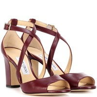 Carrie 85 leather sandals