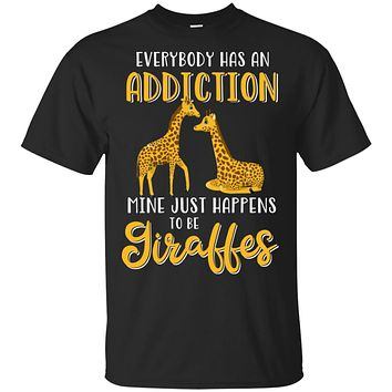 Everybody Has An Addiction Mine Just Happens To Be Giraffes