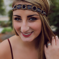 Blissful Reflections Headband