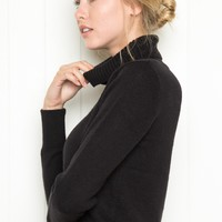 ARDIE TURTLENECK SWEATER