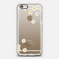 DAISY RAIN transparent case for iPhone 6 iPhone 6 case by Monika Strigel | Casetify