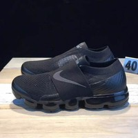 Tagre™ Nike Air Vapormax Trending Men Sport Casual Running Shoes Sneakers Black I-CSXY