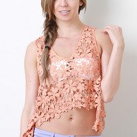 Spring Chatter Top