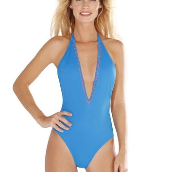 Peixoto Kai Swimsuit | One Piece Swimsuit