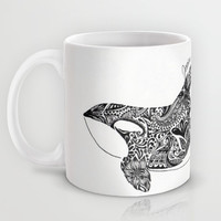 Killer Whale Mug by Jazz_lestrange