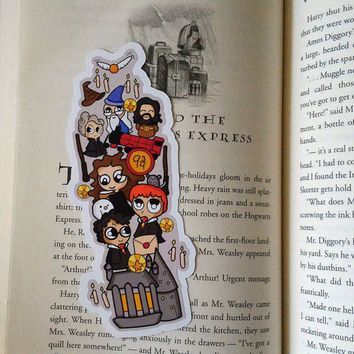 Potter Bit Bookmark