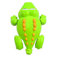 Playtoy Swimming Crocodile Floating Bathtub Bath Toy for Kids, Baby Bathing Tub Pool Toy