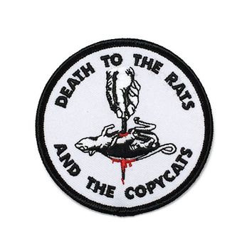 RATS & COPYCATS PATCH