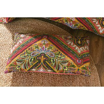 "Tache 2 Piece Hanging Gardens Floral Pillow Shams 20 x 30"" (HS3148)"