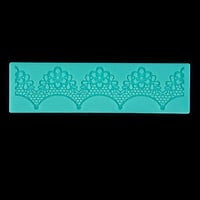 Silicone Mold Lace Cake Molds Fondant Tools Forma Cake Decorating Tools Silicone