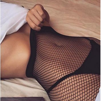 Jeans hosiery for hole mesh backing Medium fishnet tights seamless integration pantyhose